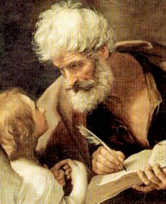 Nasz patron: Święty Mateusz