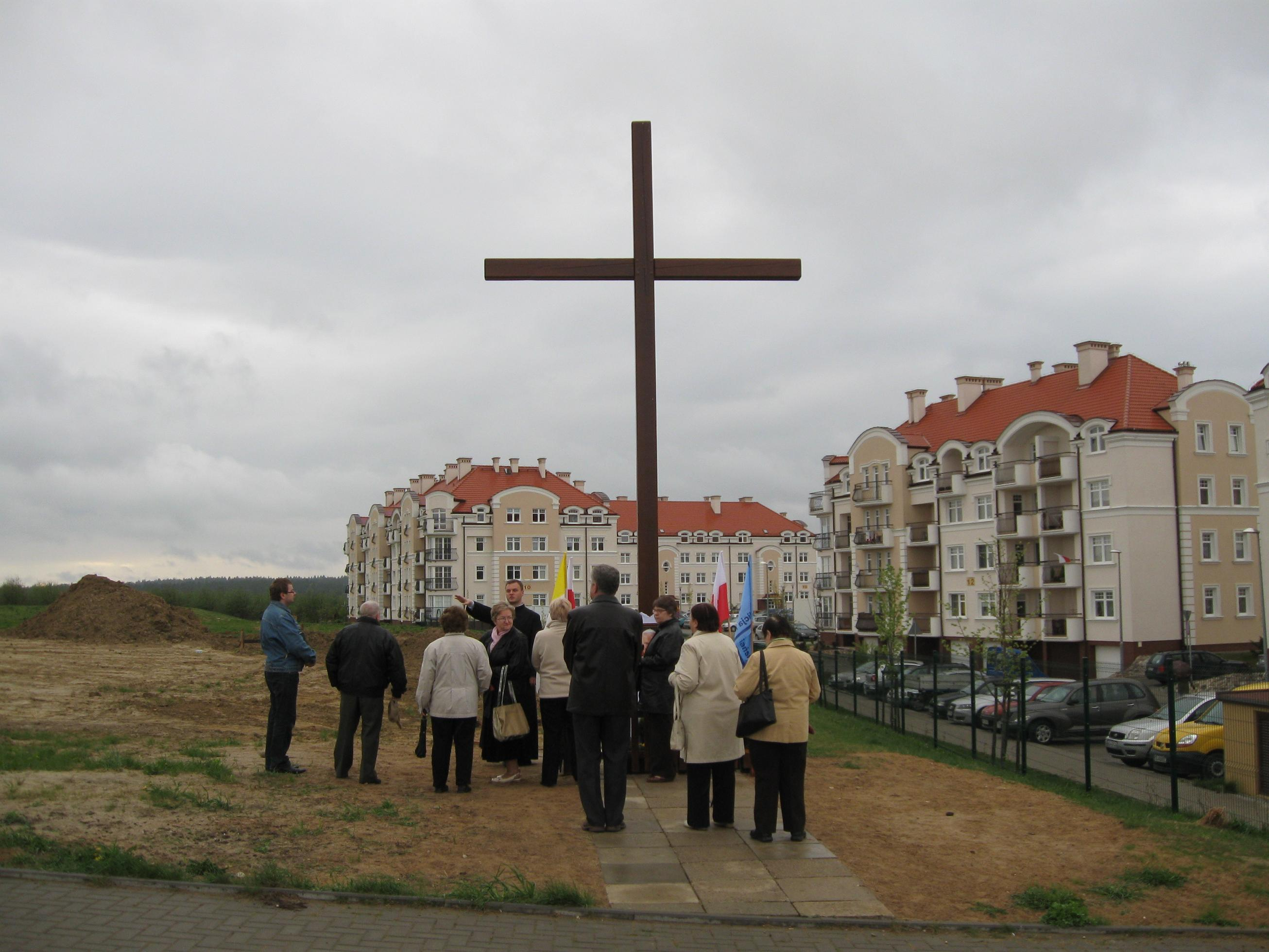 Zdjęcia z Nabożeństw Majowych rok temu – maj 2011