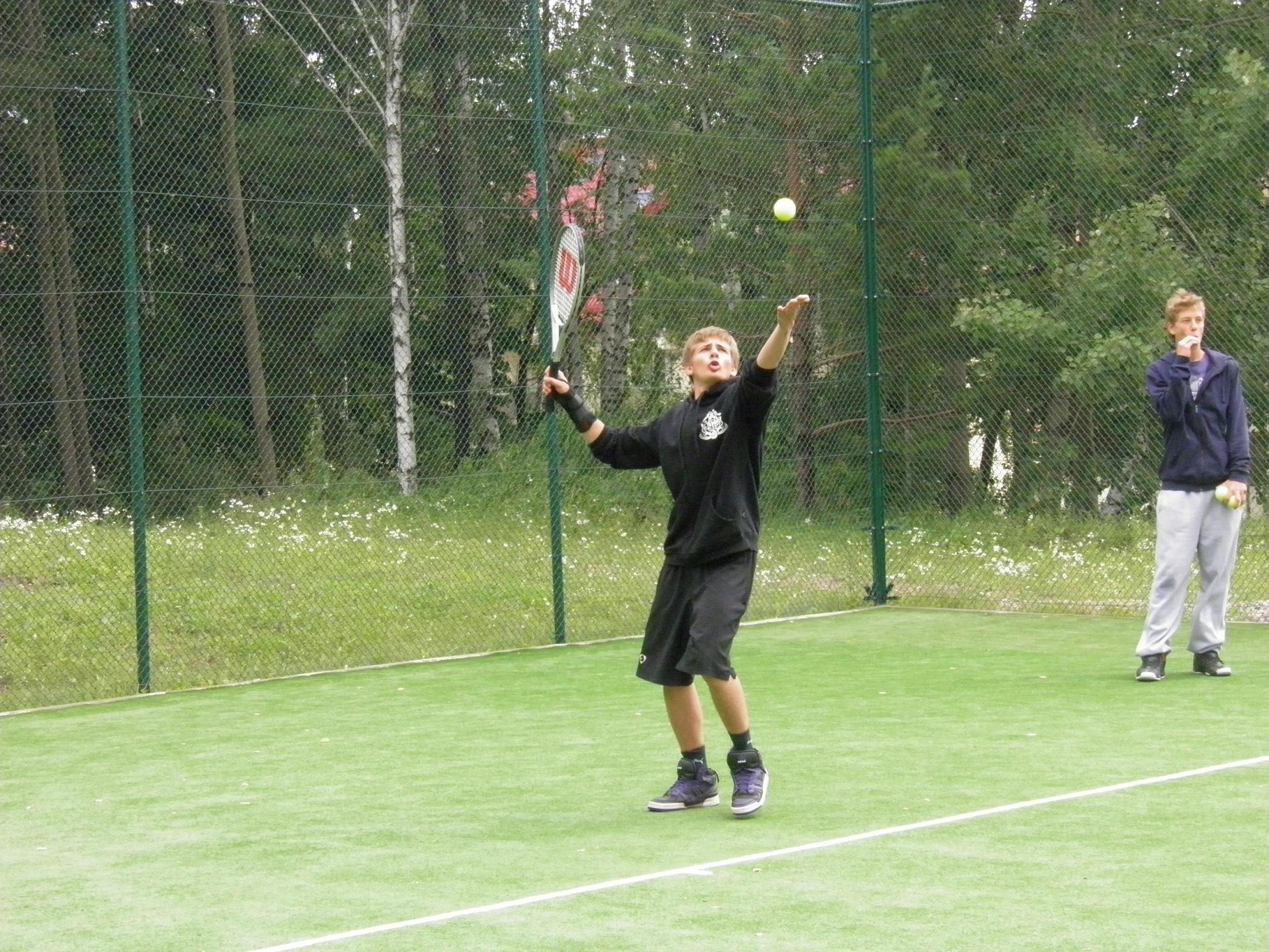 Zdjęcia z Turnieju Tenisa 2011