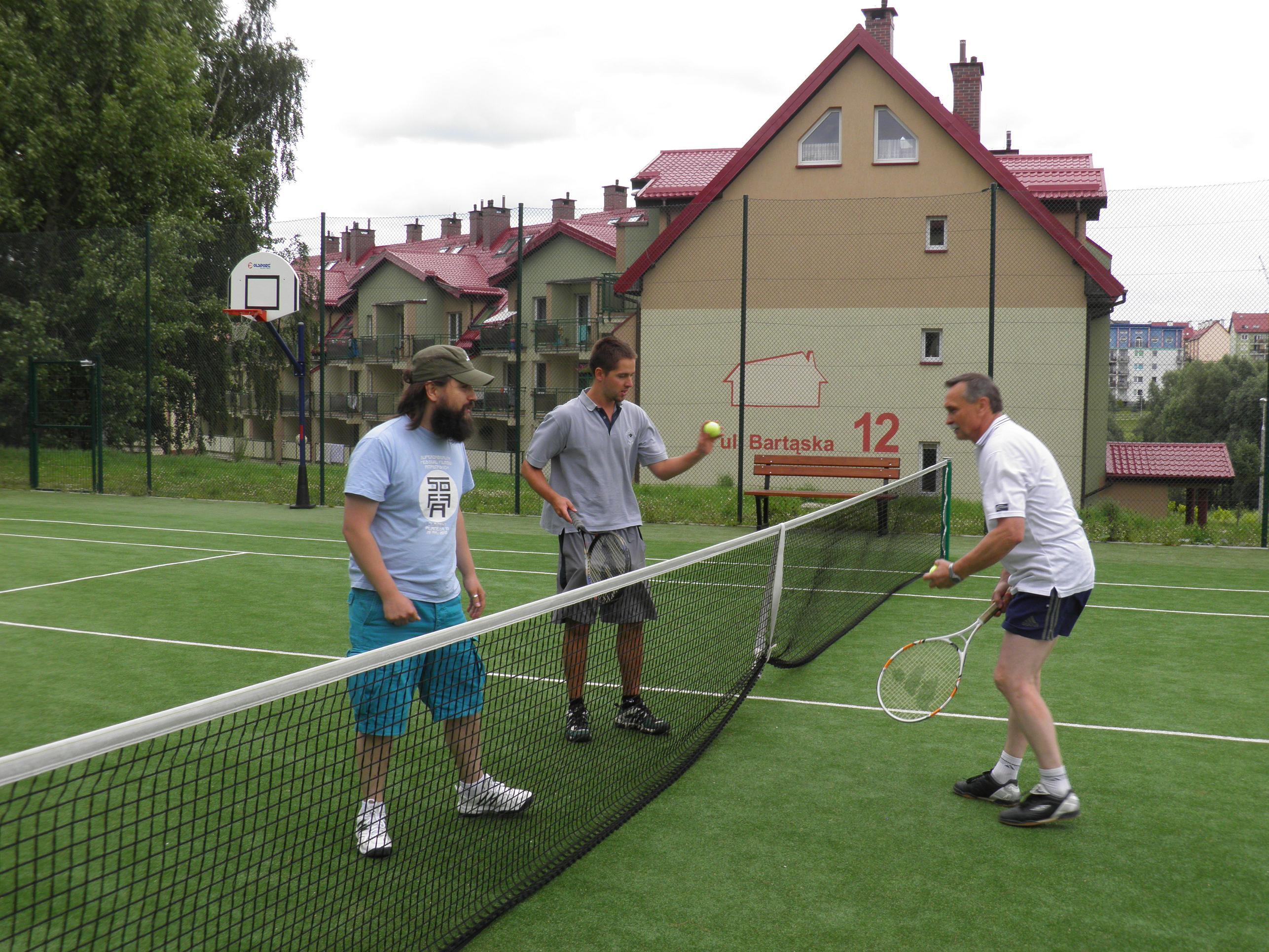 Zdjęcia z Turnieju Tenisa 2012 !
