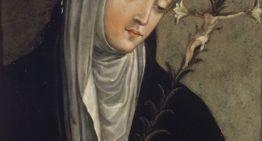 Święci się nie poddają – święta Katarzyna ze Sieny