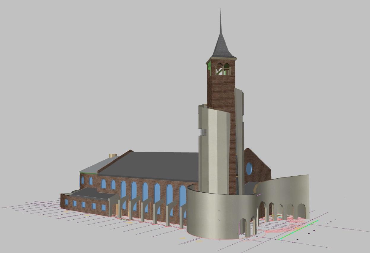 Projekty naszej świątyni