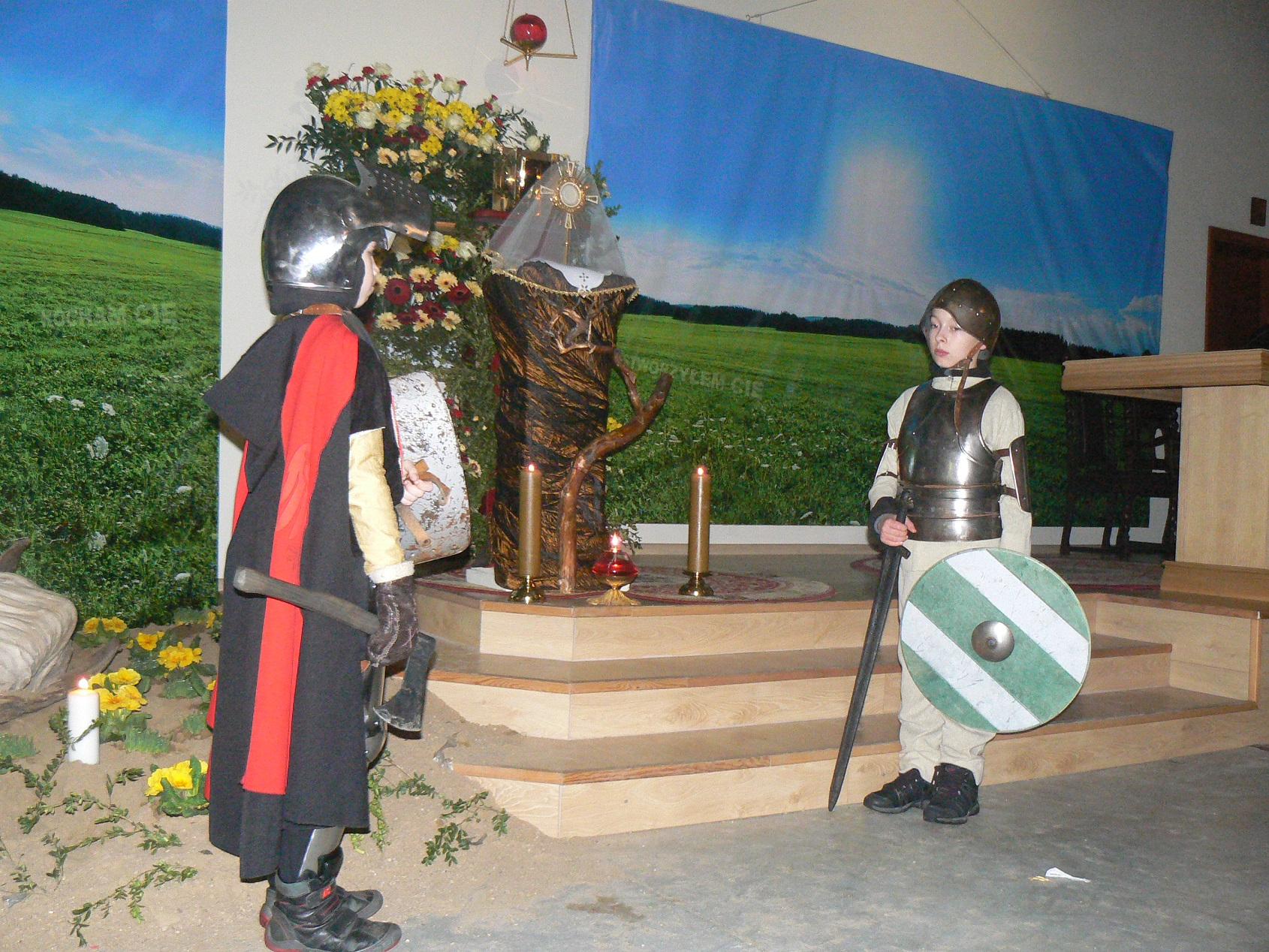 Straż przy Grobie Pana Jezusa – Galeria zdjęć