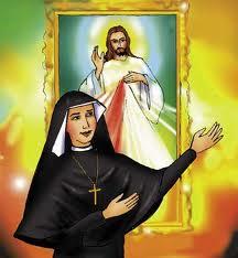 Święci się nie poddają – święta Faustyna