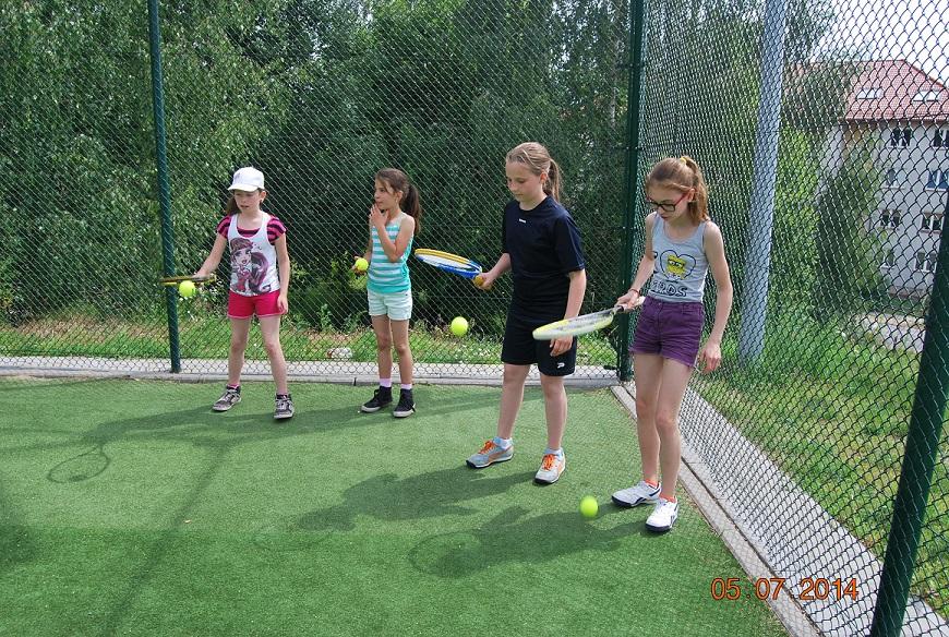 Zdjęcia z Turnieju Tenisa 2014