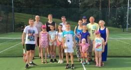 Zdjęcia z turnieju tenisa 2016