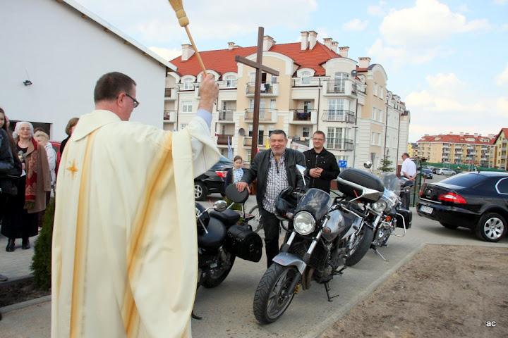 Zdjęcia z Niedzieli Kierowców – poświęcenie pojazdów 2012