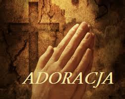 Adoracja Najświętszego Sakramentu